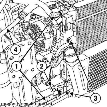 2 – колодка проводов