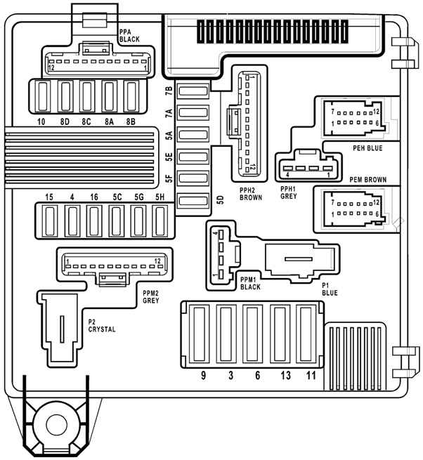 двигателя (в моторном